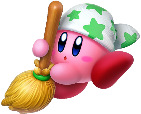 Archivo:KSA Cleaning Kirby Artwork.png