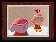 Kirby and Ribbon 2