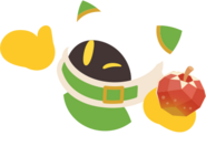 Pupupu Train Magolor art
