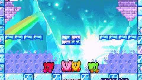 Kirby baile!