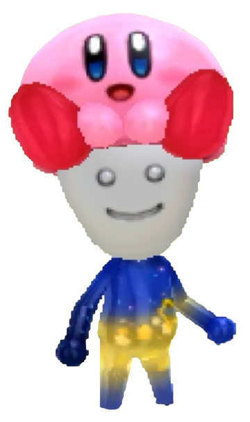 Miitopia Kirby