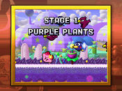 KSSU Purple Plants