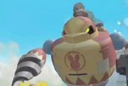 Robot Boss Kirby Wii2