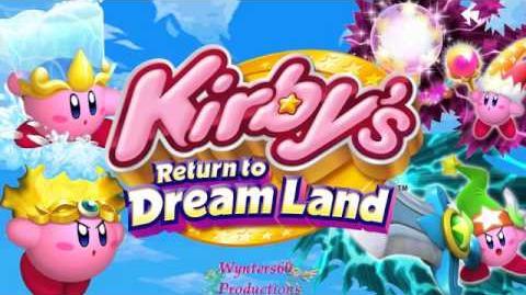 Kirby's Return to Dreamland Music - Masked Dedede Theme