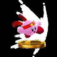 Trophée Kirby Combat U
