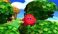 SSB3DS Red Kirby