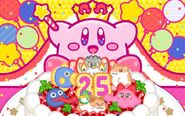 Kirby 25th Anniversary artwork 24