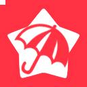 Sombrilla icono (KRTDL)