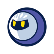 KCC Round Meta Knight artwork 2