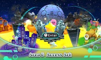 Access Ark   Kirby Wiki   FANDOM powered by Wikia on