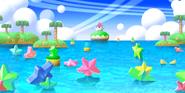 Float Islands Hintergrund 1