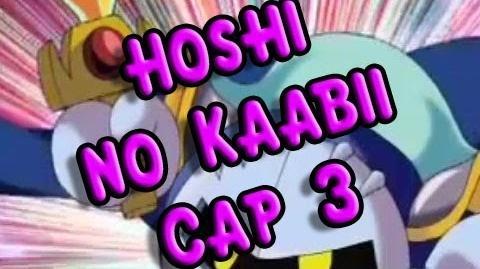 Hoshi no Kaabii - Capítulo 3 (Completo) - Sub Español