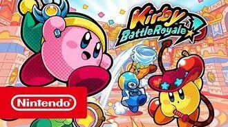 Kirby Battle Royale – Bande-annonce de lancement (Nintendo 3DS)