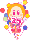 K25TH Waddle Dee Balloon