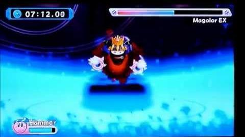 Kirby's Return to Dreamland True Arena Speed Run (Hammer) - 8 14.91
