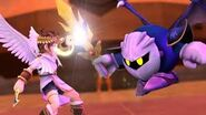 Images meta knight vs pit