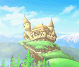 CastilloDededeAnimeCameo KirbyMouseAttack Screenshot