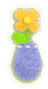 KEY Flower Vase sprite