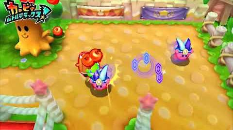 Kirby Battle Royale Mirror Showcase