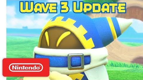 Kirby Star Allies Wave 3 Update – Magalor is here! – Nintendo Switch