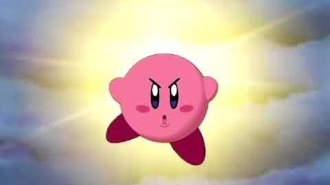 Fire Kirby Transformation (English)