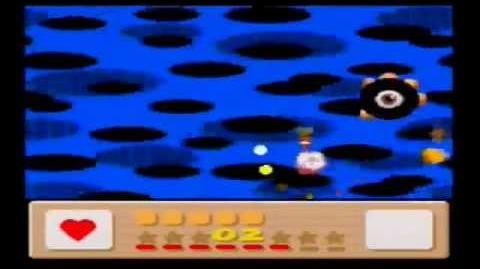 Kirby Dreamland 3 - Vs. Dark Matter Zero-1