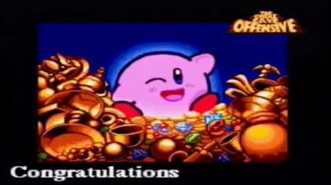 Kirby Super Star - The Great Cave Offensive (60 treasures)