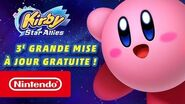 Kirby Star Allies - Bande-annonce du DLC 3 (Nintendo Switch)