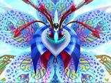 Sectonias Blüte