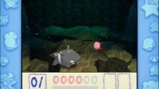Kirby 64 The Crystal Shards - Acro