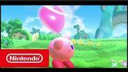 Kirby Star Allies - Vous n'avez pas encore craqué pour la boule rose? (Nintendo Switch)