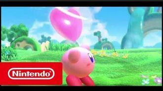 Kirby Star Allies - Vous n'avez pas encore craqué pour la boule rose ? (Nintendo Switch)
