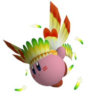 Kirby wing trophy 3851