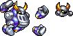 Mega-Titan und Titanini