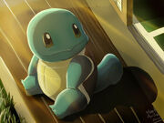 Pokemon Squirtle by mark331