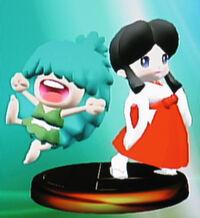 Donbe & Hikari trophy (SSBM)