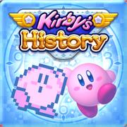 KDCol Kirby's History logo