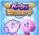 Kirby's History