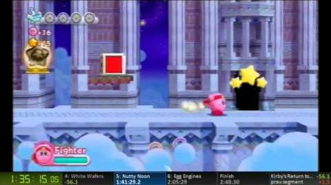 Kirby's Return to Dream Land 100% (2 47 07)