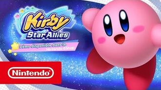 Kirby Star Allies - Bande-annonce de la démo (Nintendo Switch)