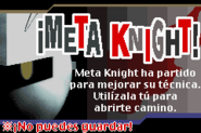 ¡Meta Knight!