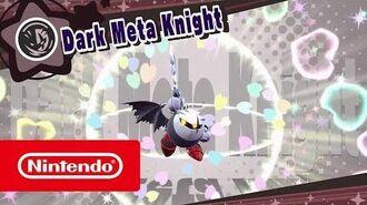 DLC de Kirby Star Allies - Dark Meta Knight (Nintendo Switch)