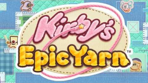 Staff Credits - Kirby's Epic Yarn-1