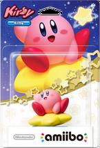 Kirby Kirby amiibo box