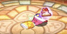 Kirby Soñando en Battle Royale