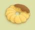 甜甜圈坐垫家具01 毛线卡比