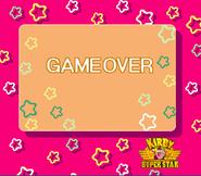 KSS Game Over