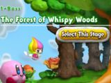 The Forest of Whispy Woods