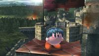 Captura Kirby Marth (SSBB)