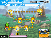 Jam Jungle Map